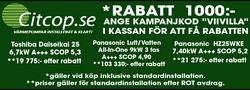 Värmepumpar inkl installation hela Sverige