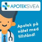 Svenska apotek med tillstånd