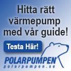 Kampanj från Polarpumpen!.