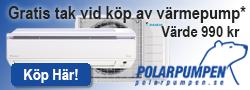 Störst på värmepumpar på nätet!